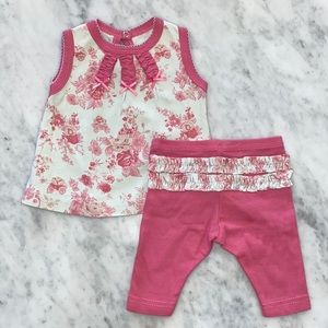 Coccoli Tank with Matching Capris